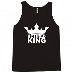 retired king Tank Top | Artistshot