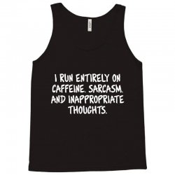 run thoughts Tank Top | Artistshot