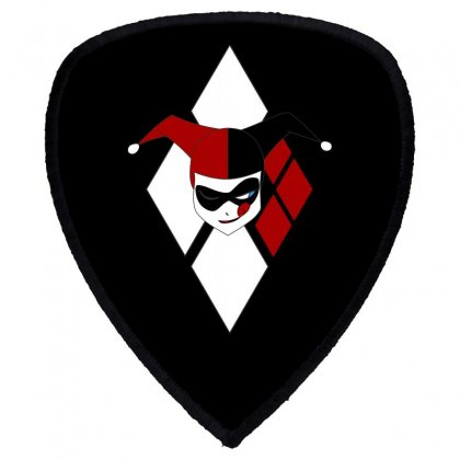 Harley Quinn Shield S Patch Designed By Micmat