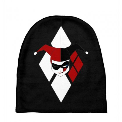 Harley Quinn Baby Beanies Designed By Micmat