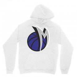 M basketball Unisex Hoodie | Artistshot