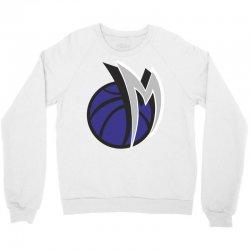 M basketball Crewneck Sweatshirt | Artistshot