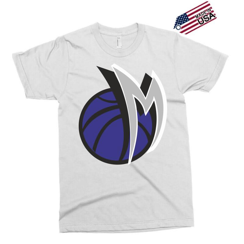 M Basketball Exclusive T-shirt | Artistshot