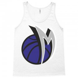 M basketball Tank Top | Artistshot
