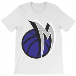 M basketball T-Shirt | Artistshot