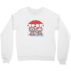 Cat Love Crewneck Sweatshirt | Artistshot