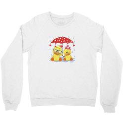 Duck Love Crewneck Sweatshirt | Artistshot
