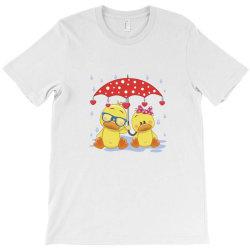 Duck Love T-Shirt | Artistshot