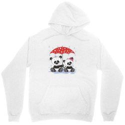 Panda Love Unisex Hoodie   Artistshot