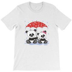 Panda Love T-Shirt   Artistshot