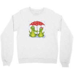 Crocodile Love Crewneck Sweatshirt | Artistshot