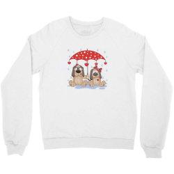 Dog Love Crewneck Sweatshirt | Artistshot