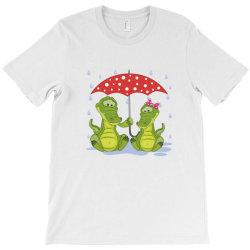 Crocodile Love T-Shirt | Artistshot