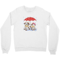 Cow Love Crewneck Sweatshirt | Artistshot