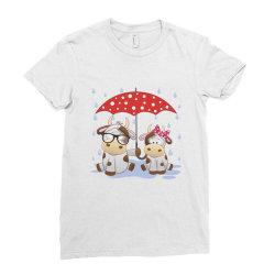 Cow Love Ladies Fitted T-Shirt | Artistshot