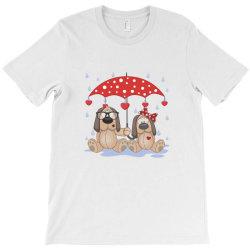 Dog Love T-Shirt | Artistshot