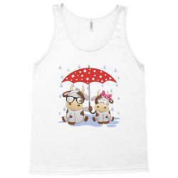 Cow Love Tank Top | Artistshot