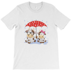 Cow Love T-Shirt | Artistshot