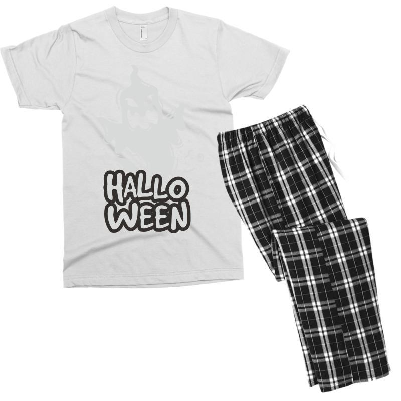 Halloween Men's T-shirt Pajama Set | Artistshot