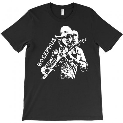 Hank Jr Bocephus T-shirt Designed By Teeshop