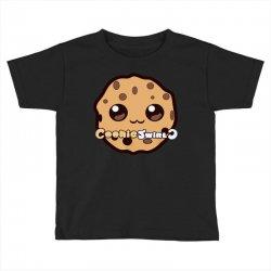 cookies swirl Toddler T-shirt   Artistshot