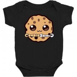 cookies swirl Baby Bodysuit   Artistshot