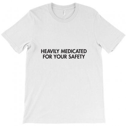 Your Safety T-shirt Designed By K0d1r