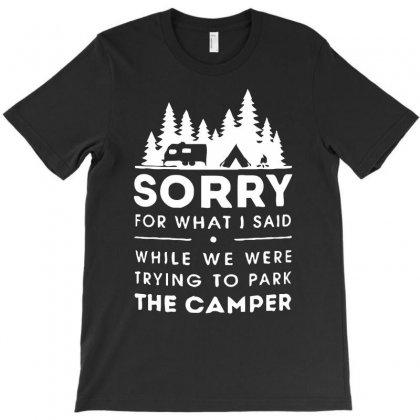 Camper T-shirt Designed By K0d1r