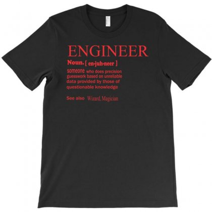 Enginee T-shirt Designed By K0d1r