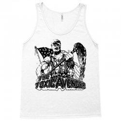 the toxic avenger shirt toxic avenger poster t shirts vintage 80s horr Tank Top | Artistshot