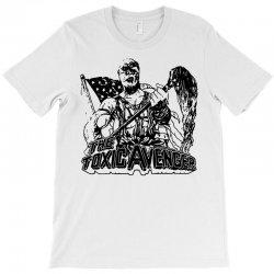 the toxic avenger shirt toxic avenger poster t shirts vintage 80s horr T-Shirt | Artistshot