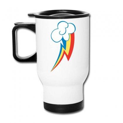 Rainbow Dash Cutie Travel Mug Designed By Warief77