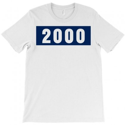 2000 Birthday Year T-shirt Designed By Lyly