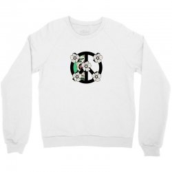 peace skull for light Crewneck Sweatshirt | Artistshot