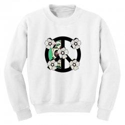 peace skull for light Youth Sweatshirt | Artistshot