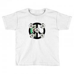 peace skull for light Toddler T-shirt | Artistshot