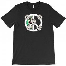 peace skull for dark T-Shirt | Artistshot