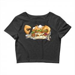 crabburger Crop Top | Artistshot