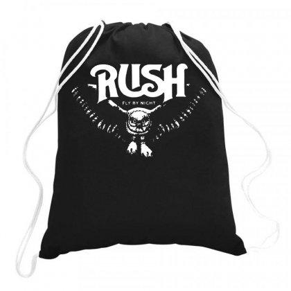 Rush T Shirt Vintage Band Shirts Drawstring Bags Designed By Teeshop