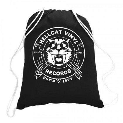Vinyl Record T Shirt Vintage Seattle Record Store Shirt Cool Dj Shirt Drawstring Bags Designed By Teeshop