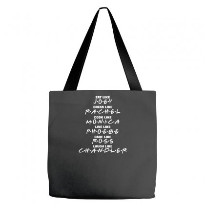 Friends Tv Show Sitcom Tote Bags Designed By Rendi