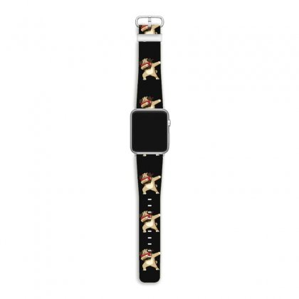 Pug Puglife Thugpug Dab Dabbing Apple Watch Band Designed By Rendi