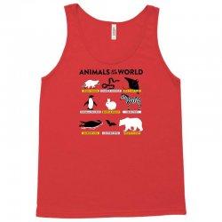animals of the world Tank Top   Artistshot