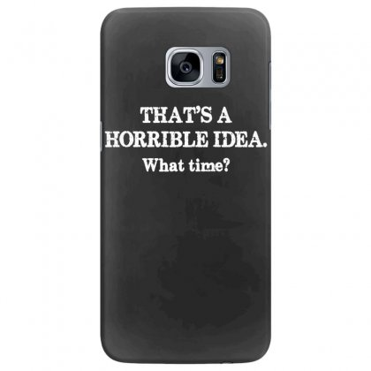 That's A Horrible Idea. What Time Samsung Galaxy S7 Edge Case Designed By G3ry