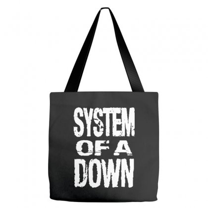 System Of A Down Soad Tote Bags Designed By Mdk Art