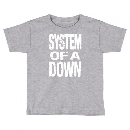 System Of A Down Soad Toddler T-shirt Designed By Mdk Art