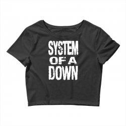 system of a down soad Crop Top | Artistshot