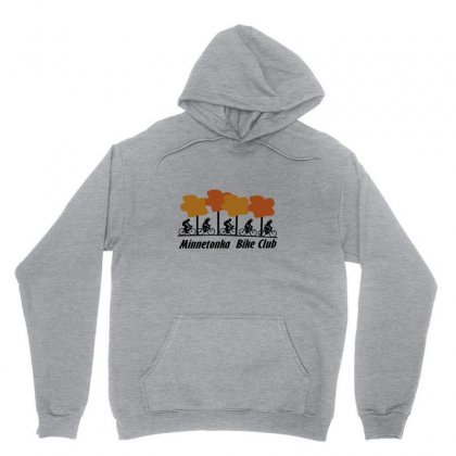 Minnetonka Bike Club Unisex Hoodie Designed By Mdk Art