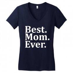 Best Mom Ever Women's V-Neck T-Shirt | Artistshot