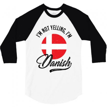 Danish 3/4 Sleeve Shirt Designed By Ale Ceconello
